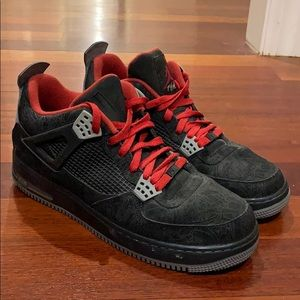 Air Jordan 4 air forces